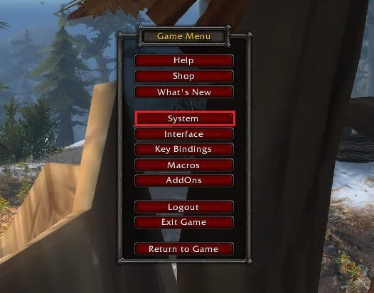 wow disconnected from server