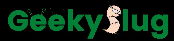 Geekyslug logo